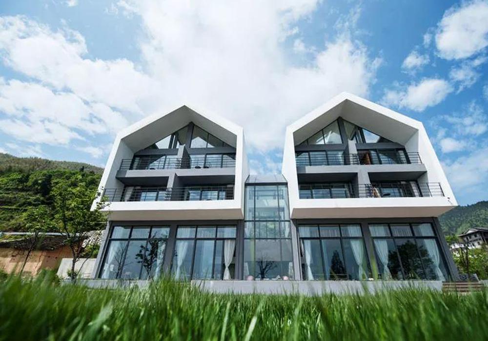 中國最美設計型民宿酒店,快來看看你住過哪些?