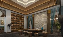 云南西雙版納迷曼客棧設計
