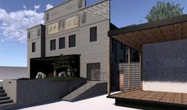 諸佛庵鎮電影院老建筑改造設計|一個歷史場所的傳承與重生