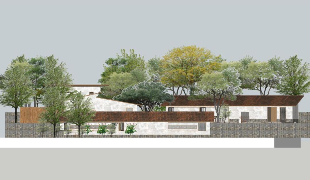 智溪书院设计